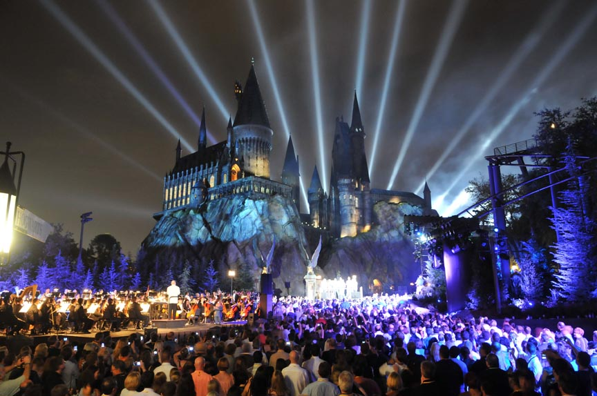 Wizarding World of Harry Potter finally open! June 18th 2010.