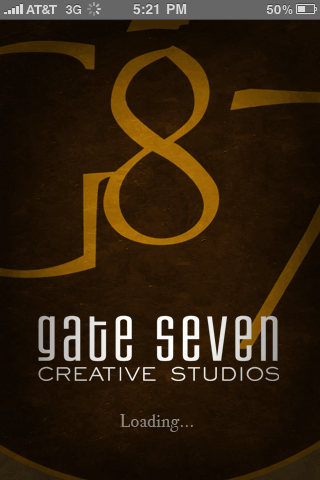 Gate Seven Creative on Your Mobile Device
