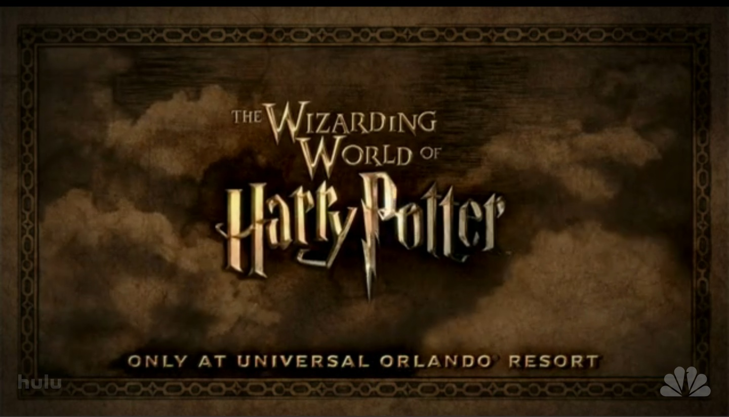 The Making of the Wizarding World of Harry Potter on Hulu